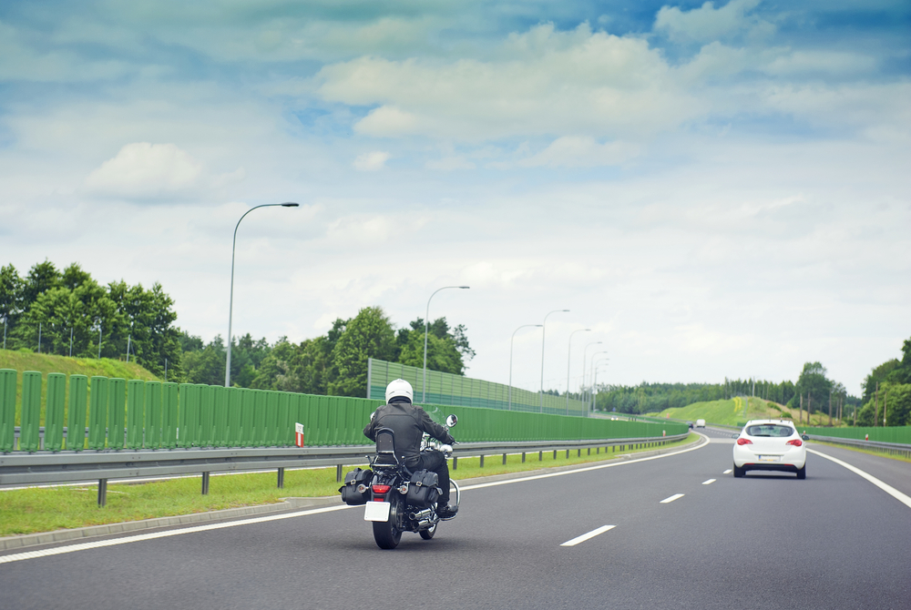 Riding safety for motorcyclists
