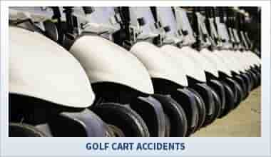 Golf Cart Accident
